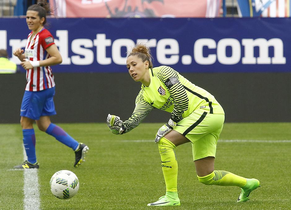 Liga Iberdrola | Atlético de Madrid Femenino - Athletic Club | Lola Gallardo