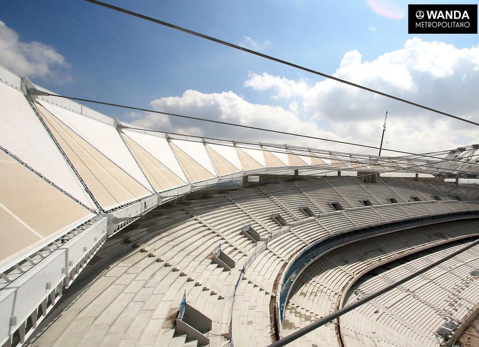 Wanda Metropolitano - 26/03/2017