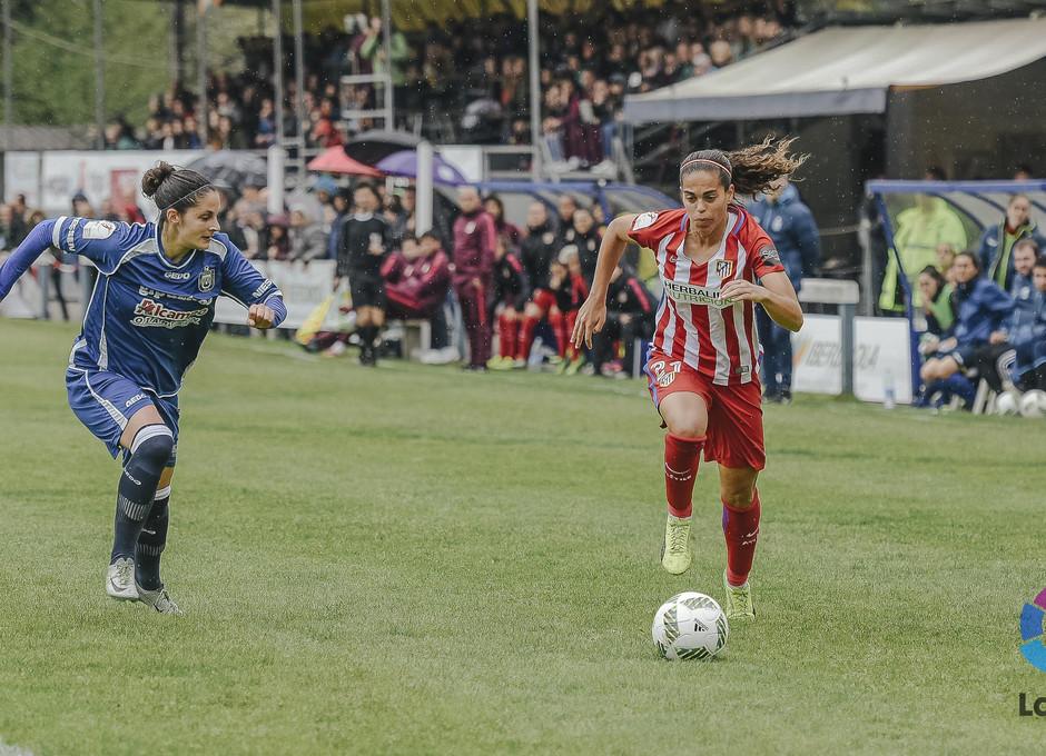 Liga Iberdrola | Oiartzun - Atlético de Madrid Femenino | Falcón