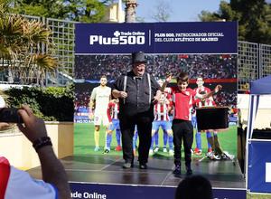Temp. 16-17. Atlético de Madrid-Osasuna | Día del Niño.