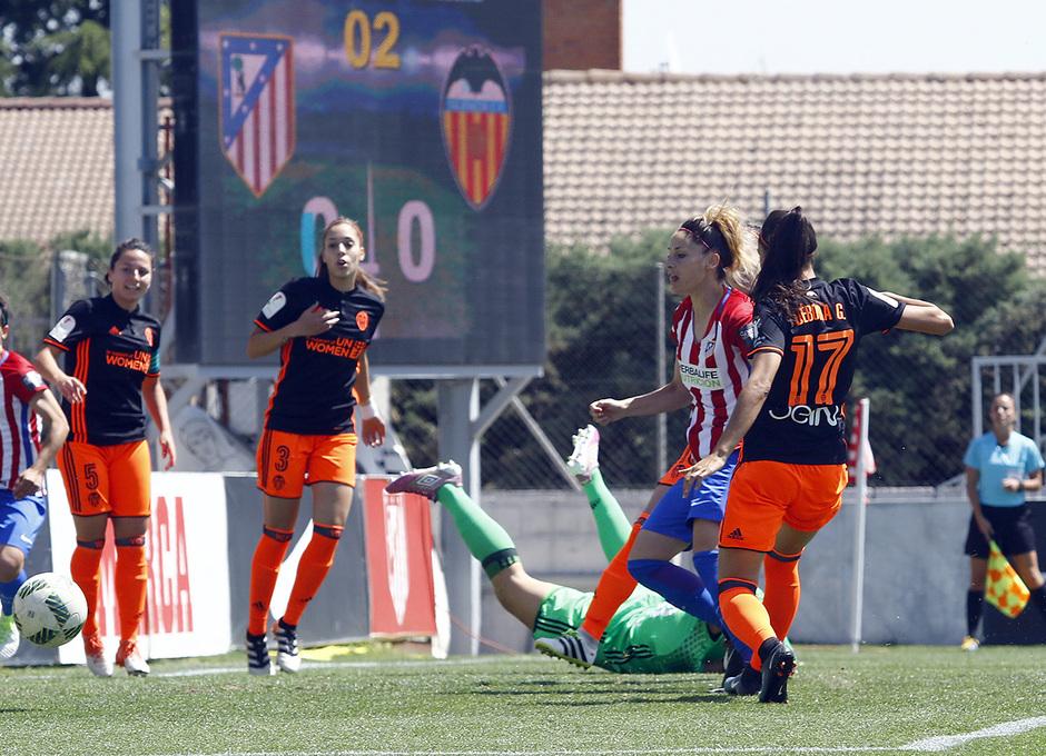 Liga Iberdrola | Atlético de Madrid-Valencia | Esther