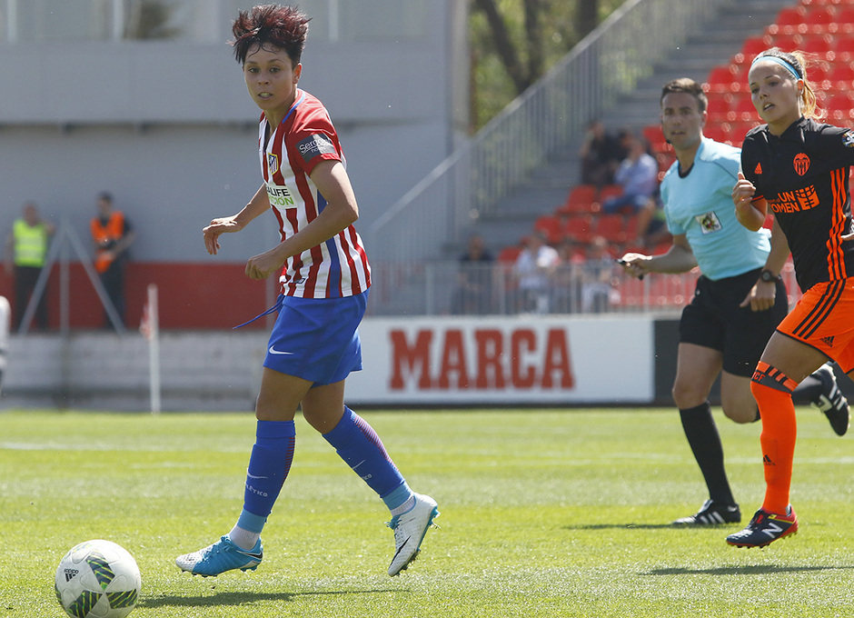 Liga Iberdrola | Atlético de Madrid-Valencia | Amanda