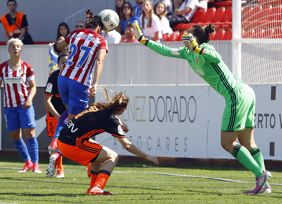 Liga Iberdrola | Atlético de Madrid-Valencia | Corredera