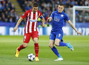 Temp. 16/17 | Leicester - Atlético de Madrid | Gabi