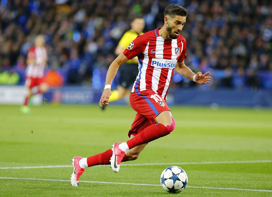 Temp. 16/17 | Leicester - Atlético de Madrid | Carrasco