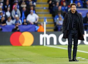 Temp. 16/17 | Leicester - Atlético de Madrid | Simeone