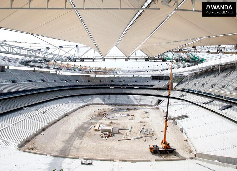 Wanda Metropolitano - 19 de abril de 2017
