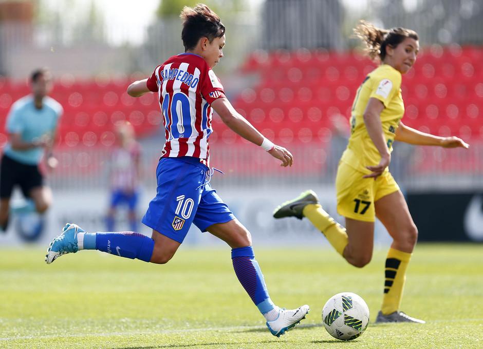 Liga Iberdrola | Atlético de Madrid Femenino - Santa Teresa | Amanda