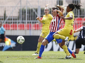 Liga Iberdrola | Atlético de Madrid Femenino - Santa Teresa | Esther