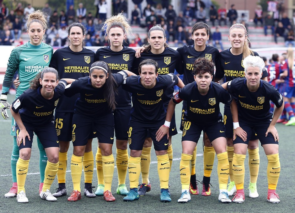 Liga Iberdrola | Levante - Atlético de Madrid Femenino | Once