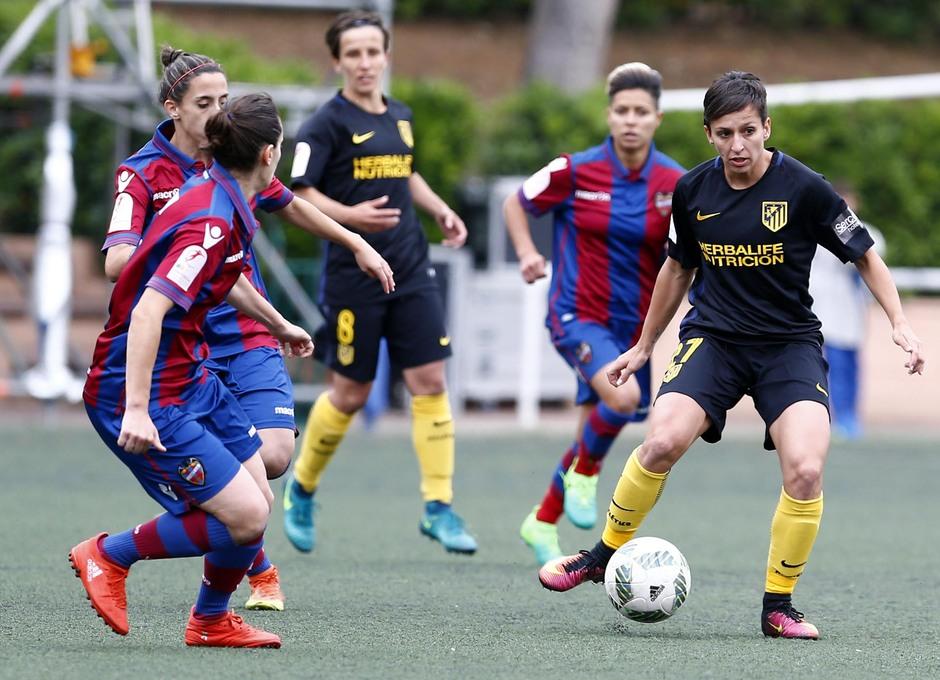 Liga Iberdrola | Levante - Atlético de Madrid Femenino | Corredera