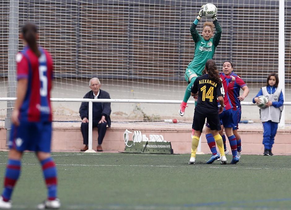 Liga Iberdrola | Levante - Atlético de Madrid Femenino | Lola