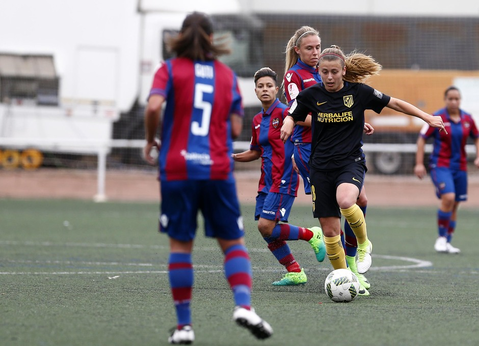 Liga Iberdrola | Levante - Atlético de Madrid Femenino | Menayo