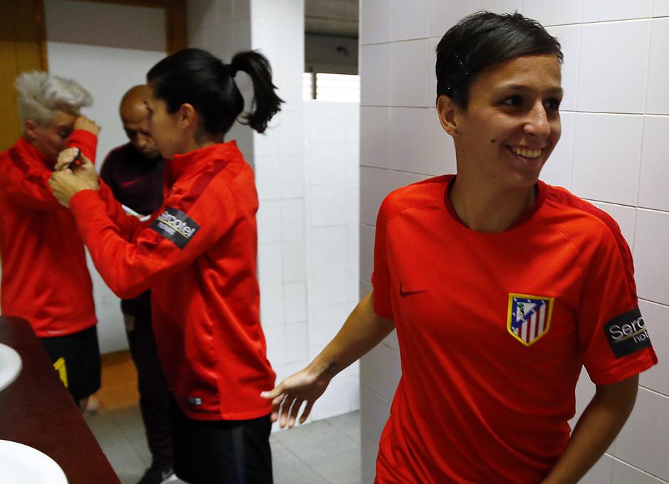 Temp. 2016/2017. Otra mirada. Levante UD-Atlético de Madrid Femenino