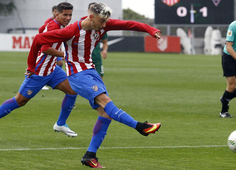 Temporada 16/17 | Atlético B - Villaverde |
