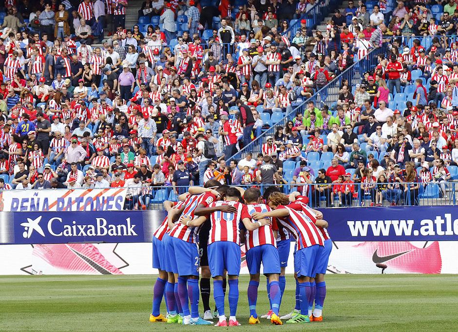 Temporada 16/17 | Atlético - Eibar