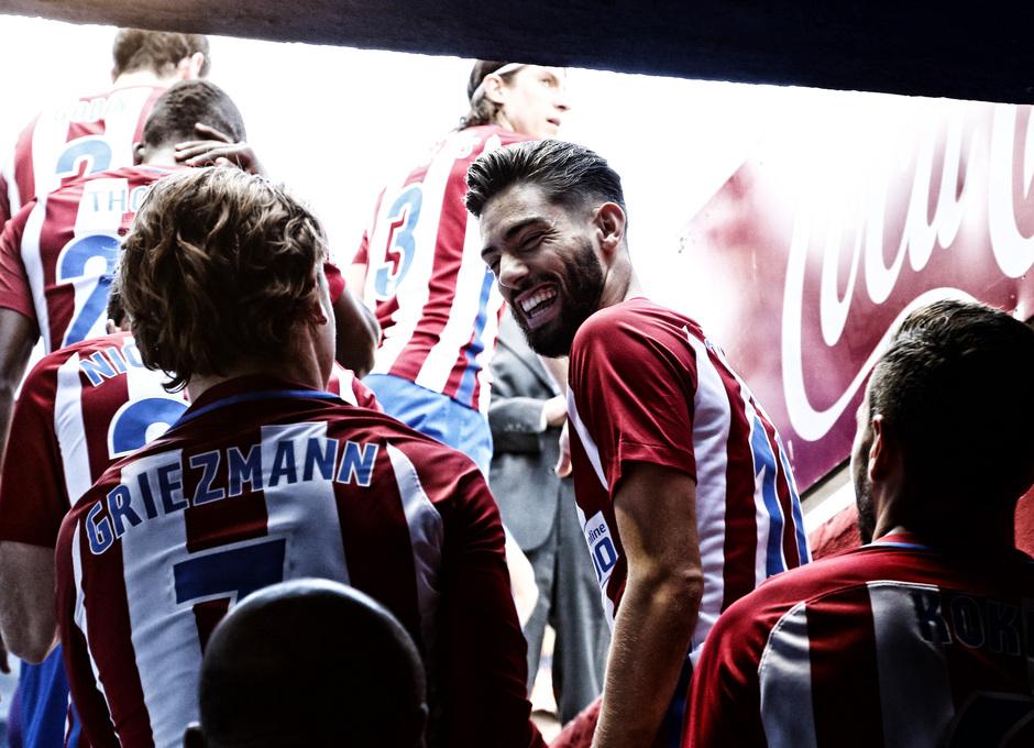 Temporada 16/17. Partido Atlético Eibar. La otra mirada