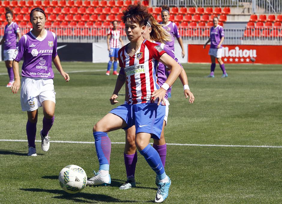 Temp. 16/17 | Atlético de Madrid Femenino - Granadilla | Amanda