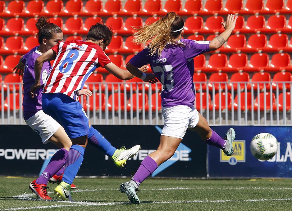 Temp. 16/17 | Atlético de Madrid Femenino - Granadilla | Sonia