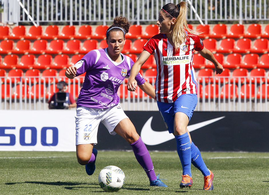 Temp. 16/17 | Atlético de Madrid Femenino - Granadilla | Esther