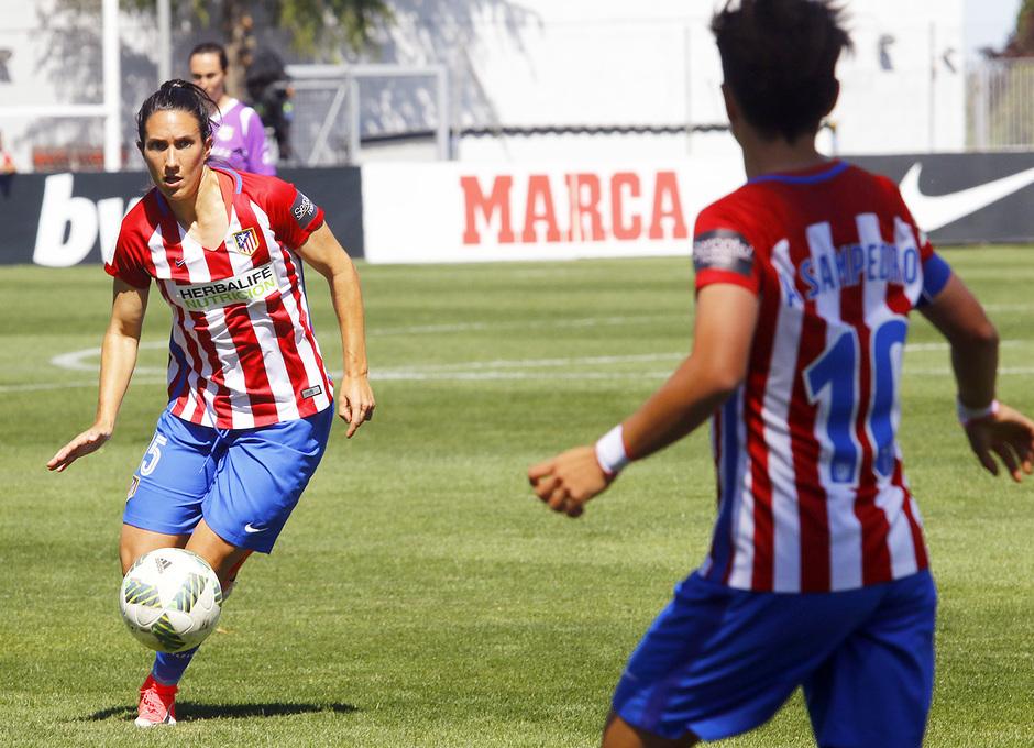 Temp. 16/17 | Atlético de Madrid Femenino - Granadilla | Meseguer