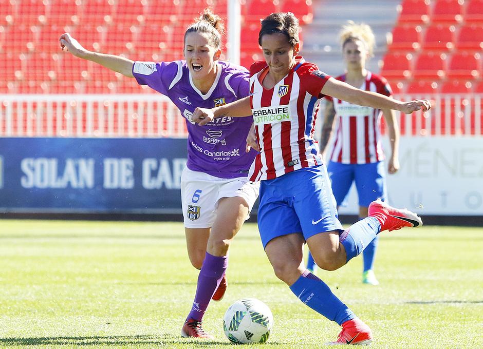 Temp. 16/17 | Atlético de Madrid Femenino - Granadilla | Corredera