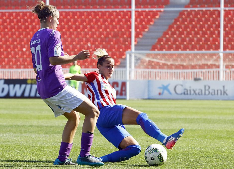 Temp. 16/17 | Atlético de Madrid Femenino - Granadilla | Sosa