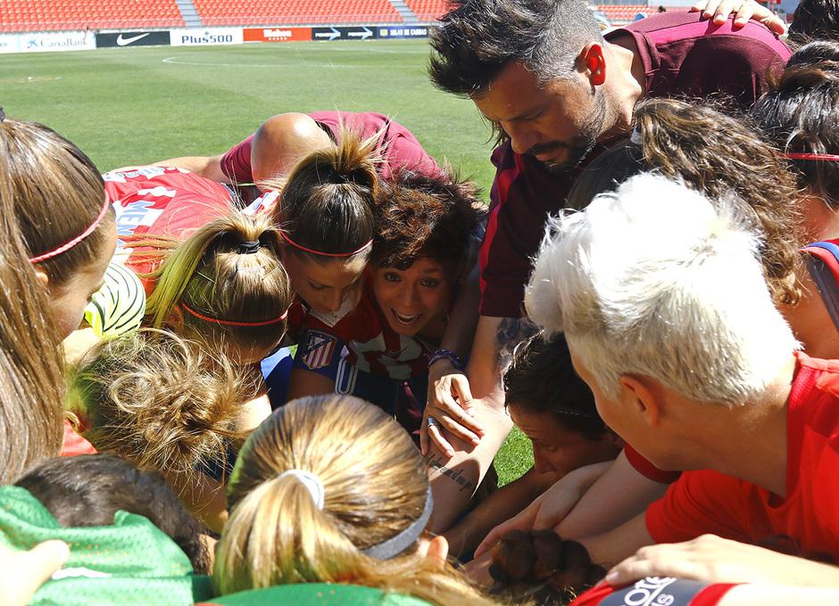 La otra mirada | Atlético de Madrid Femenino - UDG Granadilla