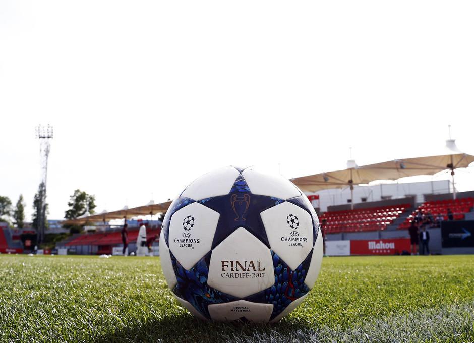 Temporada 2016-2017. Entrenamiento de la primera plantilla en la Ciudad deportiva Wanda Atlético de Madrid. 08_05_2017.