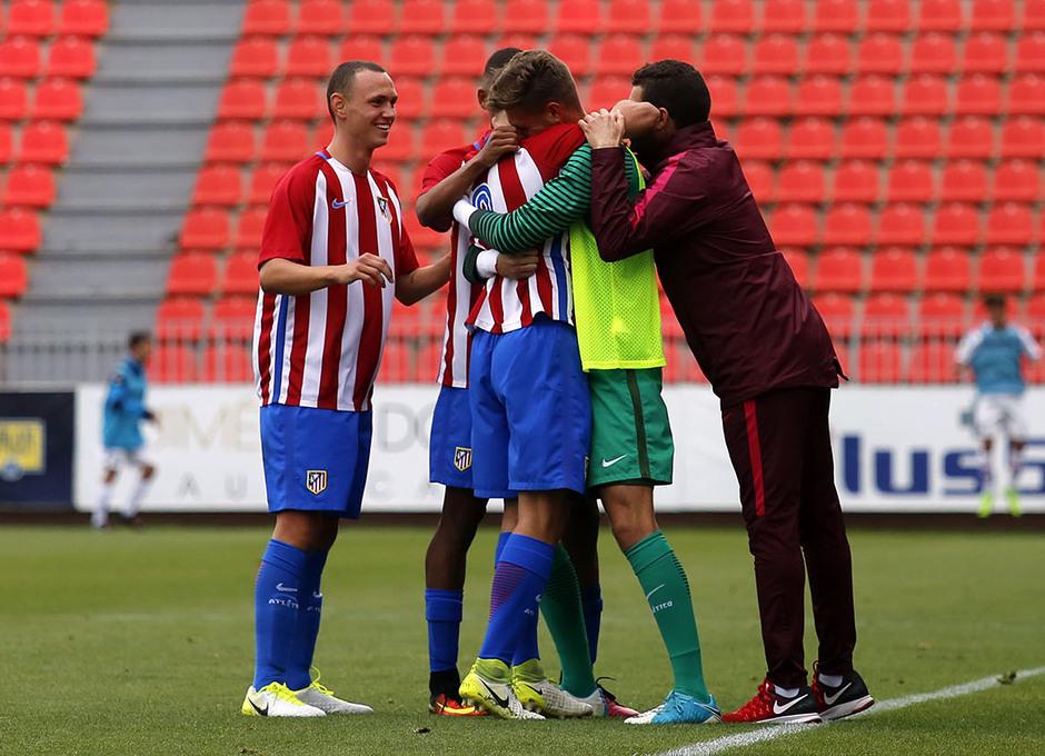 Copa del Rey Juvenil | Atlético de Madrid Juvenil A - Tenerife
