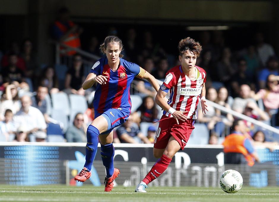Liga Iberdrola | FC Barcelona - Atlético de Madrid Femenino | Amanda