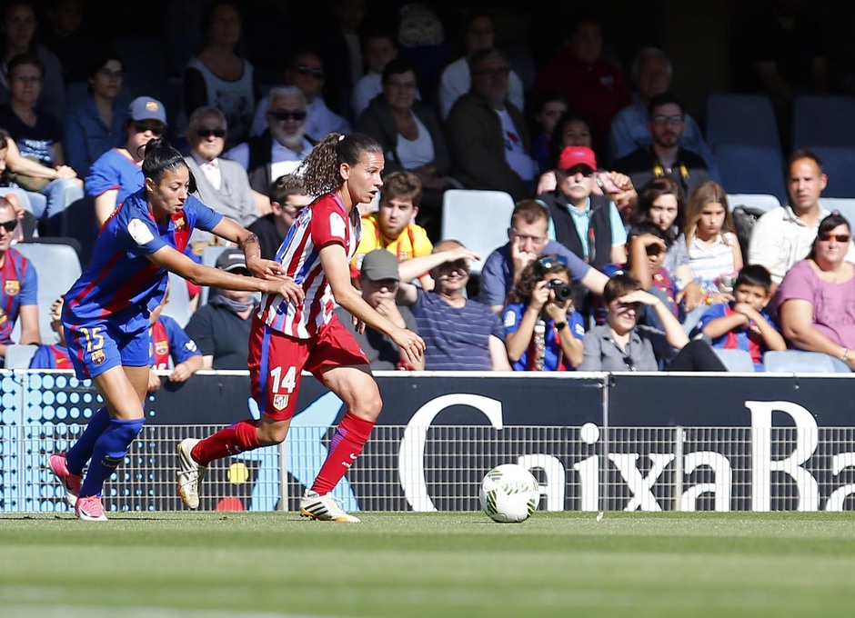 Liga Iberdrola | FC Barcelona - Atlético de Madrid Femenino | Alexandra Rosillo
