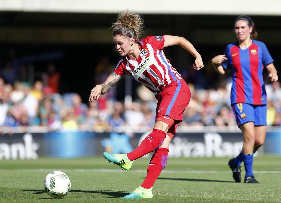 Liga Iberdrola | FC Barcelona - Atlético de Madrid Femenino | Mapi