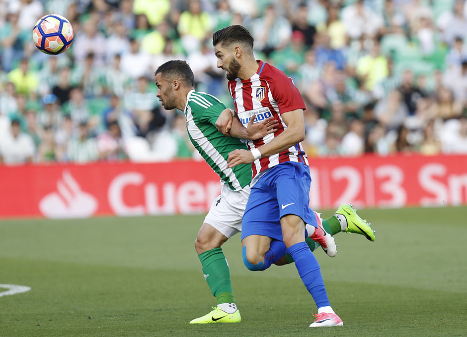 Temp. 16/17 | Betis - Atlético de Madrid | Carrasco