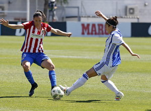 Liga Iberdrola   Atlético de Madrid Femenino-Real Sociedad   Meseguer