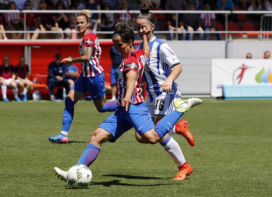 Liga Iberdrola | Atlético de Madrid Femenino-Real Sociedad | Sonia