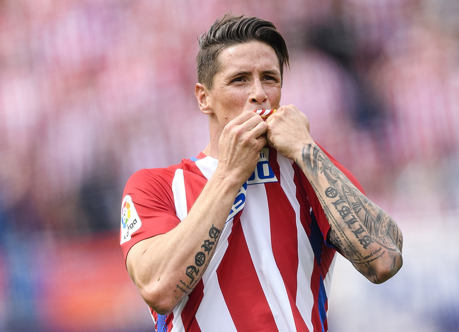 Temp. 16/17 | Atlético de Madrid - Athletic | Torres