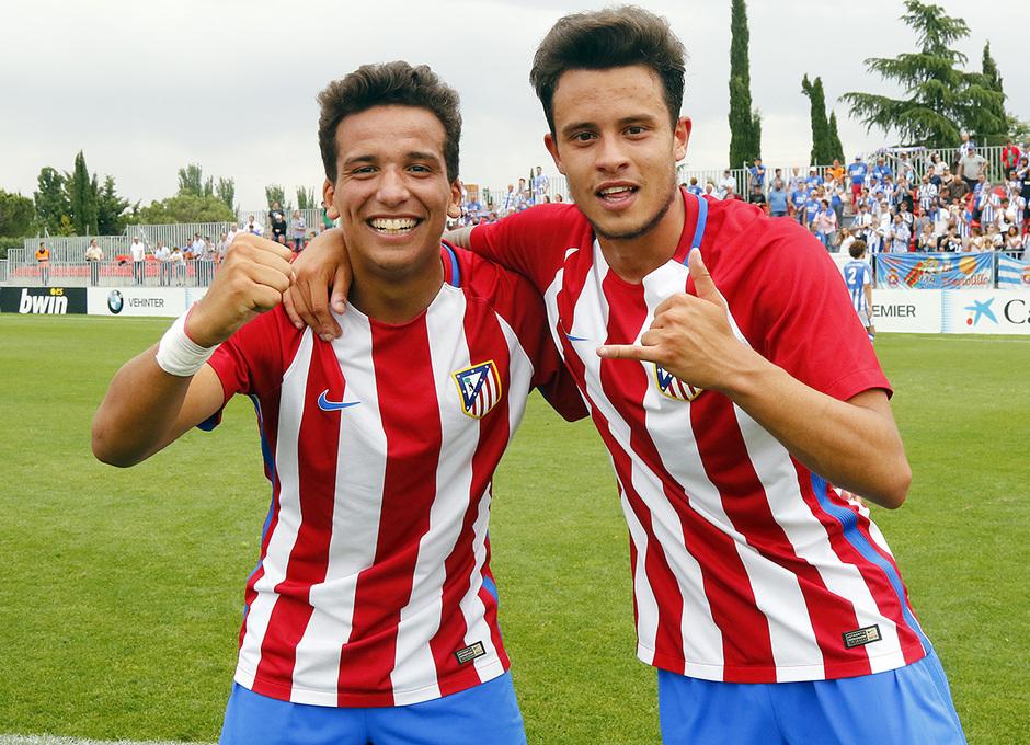 Temp. 16/17 | Atlético de Madrid B - Gimnástica | Juan