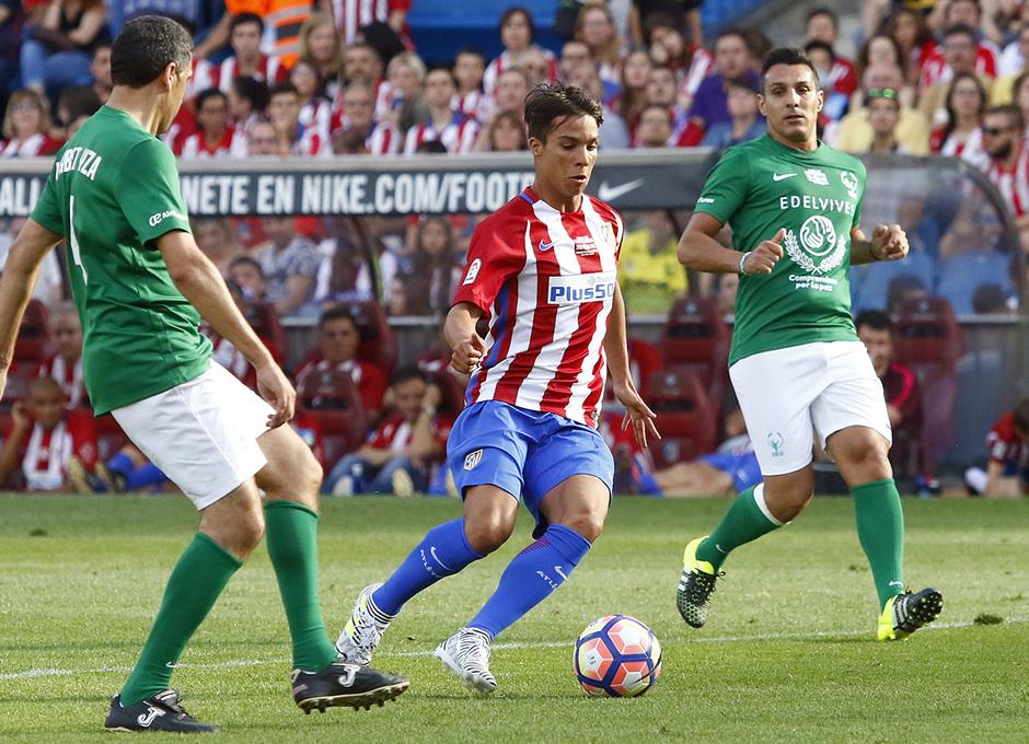 Temp. 16/17 | Final de Leyenda | Óliver Torres