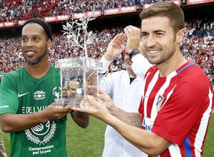 Temp. 16/17 | Final de Leyenda | Ronaldinho y Gabi