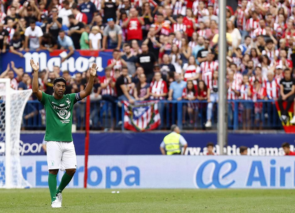 Temp. 16/17 | Final de Leyenda | Ronaldinho