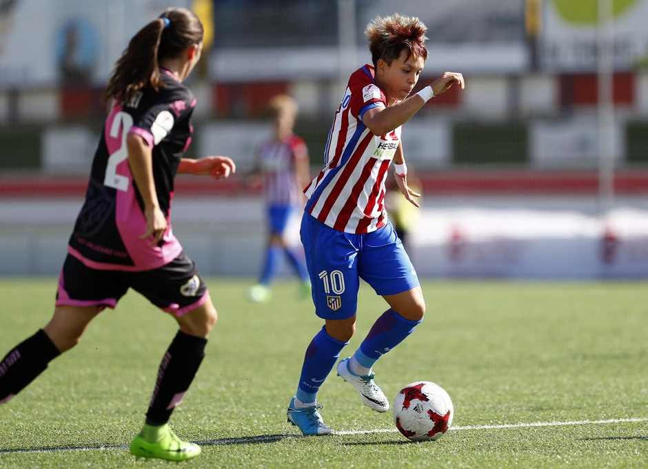 Copa de la Reina | Atlético de Madrid-Rayo Vallecano | Amanda