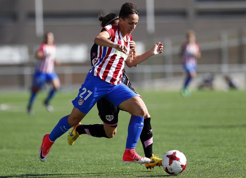 Copa de la Reina | Atlético de Madrid Femenino -Rayo Vallecano | Corredera