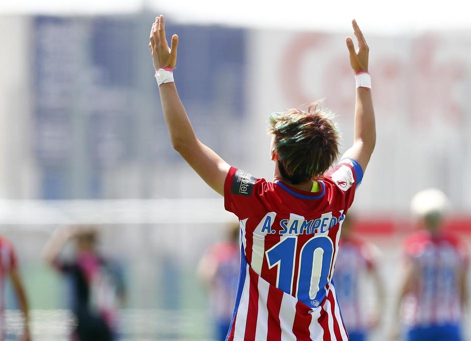 Copa de la Reina | Atlético de Madrid Femenino -Rayo Vallecano | Amanda