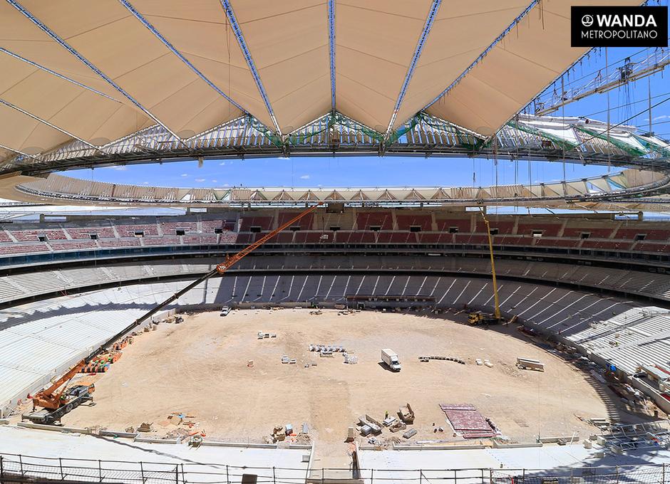 Wanda Metropolitano - 06/06/2017