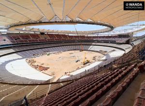 Temp. 16/17 | Wanda Metropolitano. Avances obras. 9/06/2017