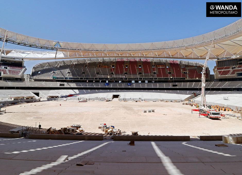 Wanda Metropolitano - 19/06/2017