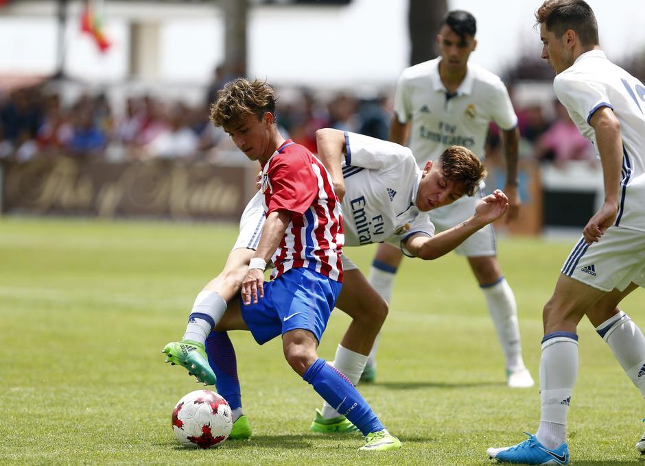 Final Copa del Rey Juvenil   Real Madrid-Atlético de Madrid