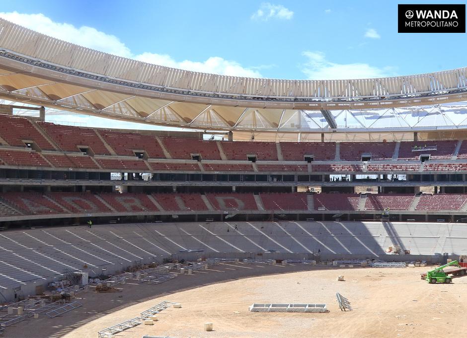 Wanda Metropolitano - 28/06/2017