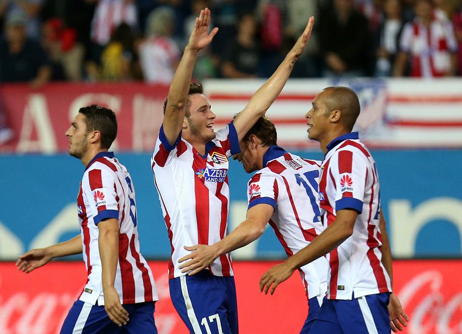 #Saúl2026 | Acto renovación Saúl. Primer gol ante el Sevilla